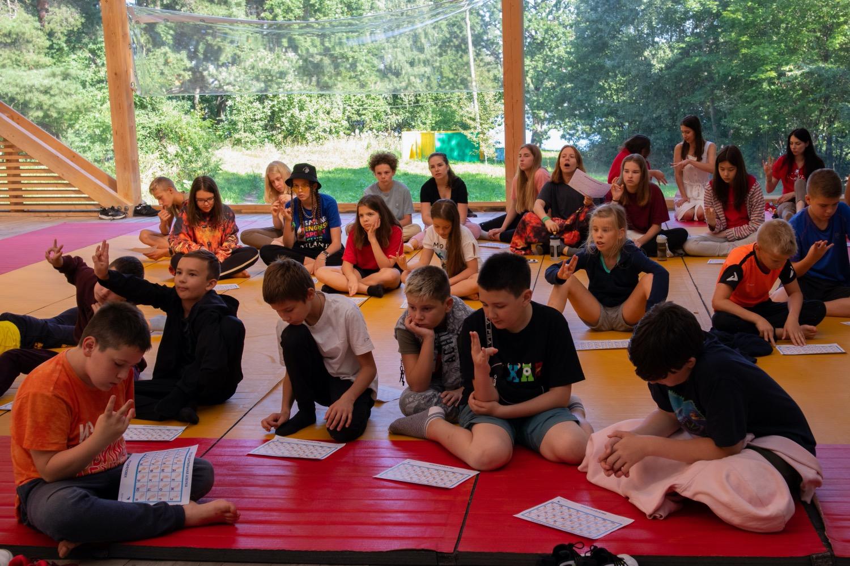 """23 августа мы побывали в доме отдыха """"Берёзки"""", где проходят учебно-тренировочные сборы United Camp"""